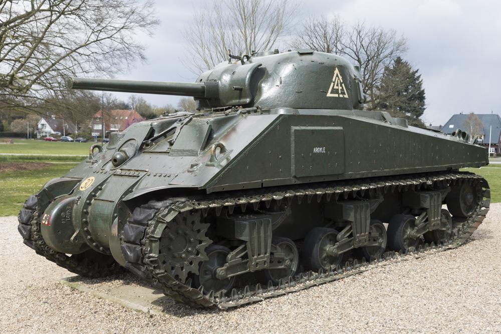 Sherman M4 Tank Airborne Museum