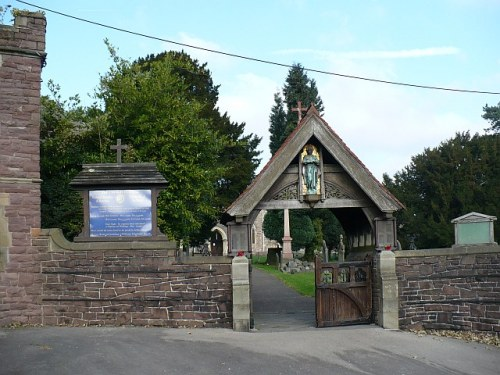 War Memorial Duffryn, Graig and Rogerstone