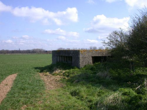 Pillbox FW3/26 Whittlesford
