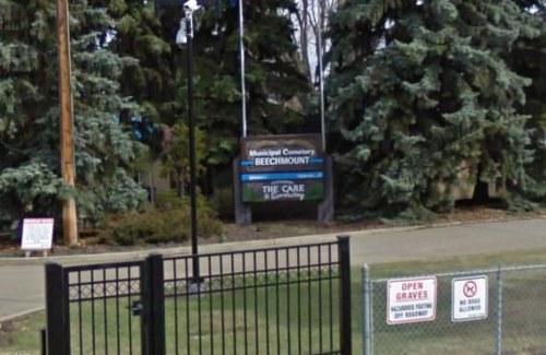 Commonwealth War Graves Beechmount Cemetery