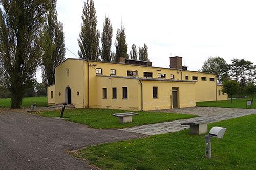 Crematorium Theresienstadt