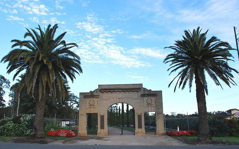 War Memorial White Hills