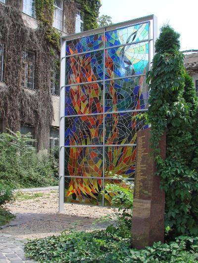 Memorial Raoul Wallenberg Budapest