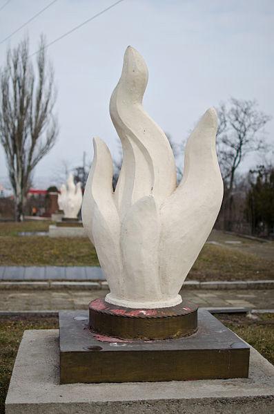 Sovjet Oorlogsgraven Mykolaiv