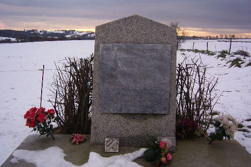 Monument Gedeporteerde Inwoners Saint-Medard-Nicourby