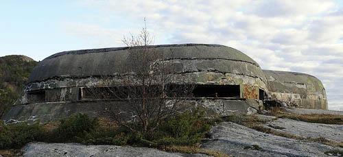 Atlantikwall - Batterie M.K.B. 1/ 506 Brettingen