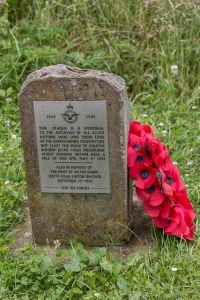 Memorial Crash Halifax