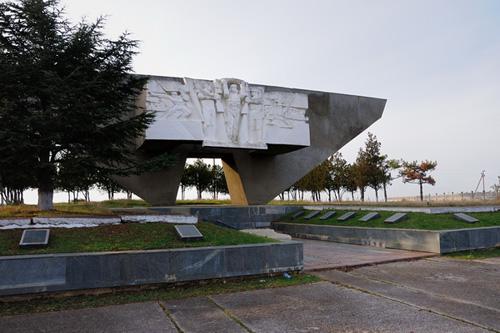Sovjet Oorlogsbegraafplaats Uhlove