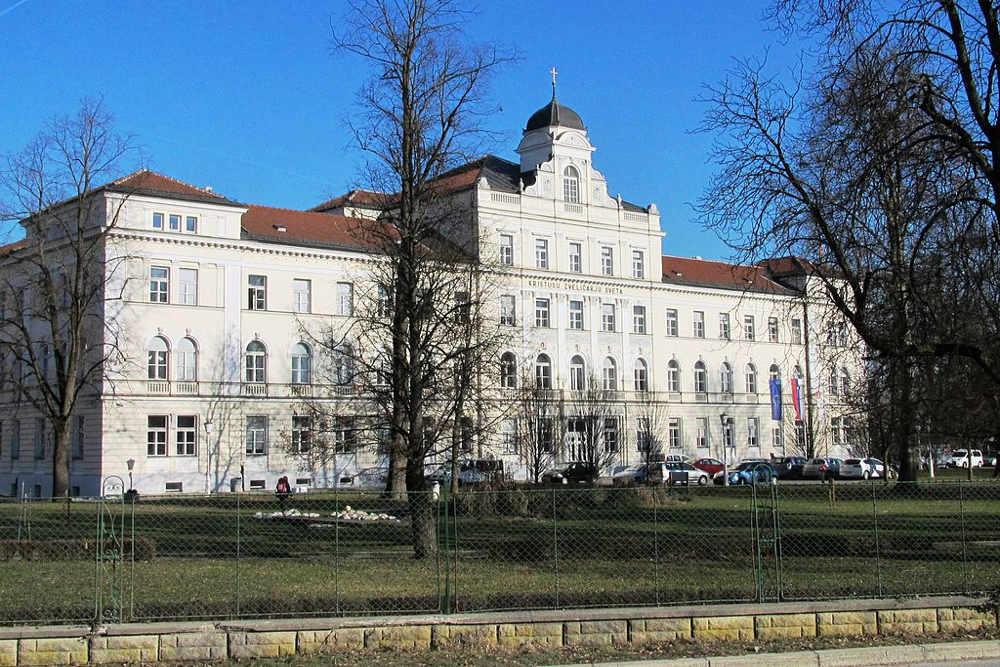 Voormalige Gestapohoofdkwartier Ljubljana