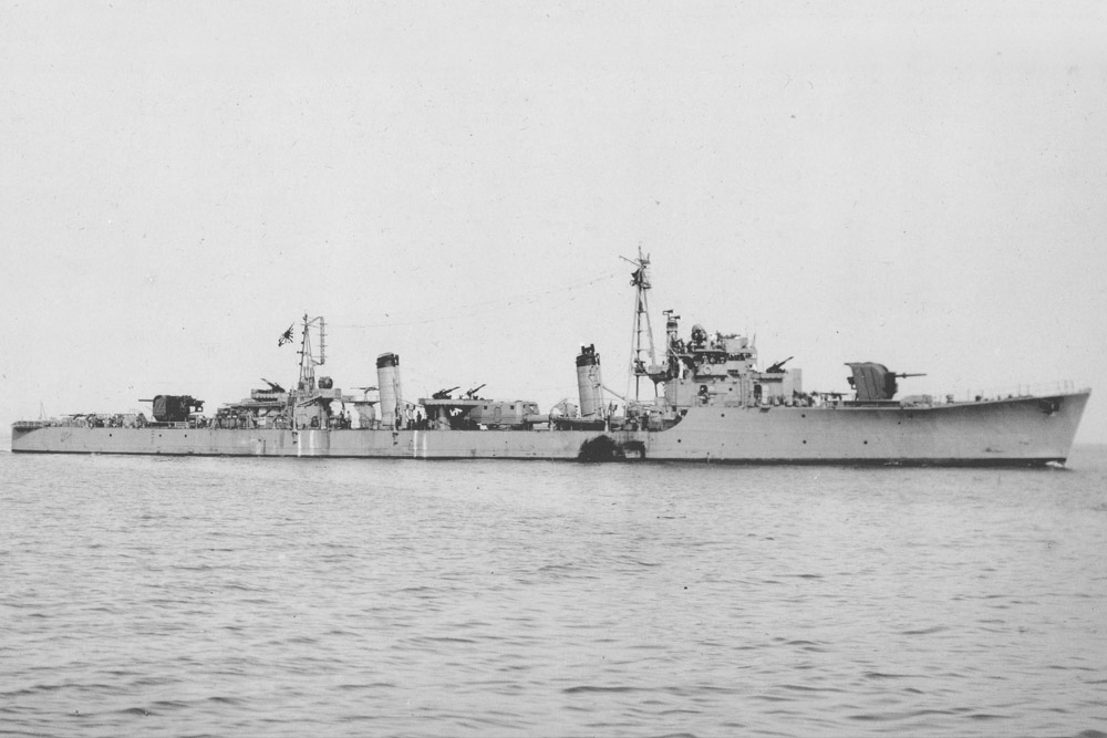 Shipwreck HIJMS Matsu