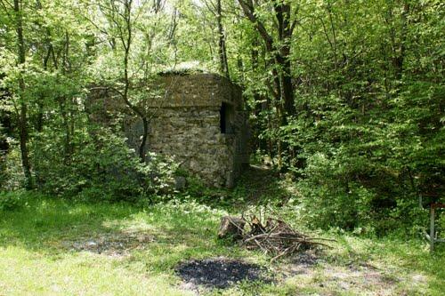 Alpine Wall - Bunker Klana