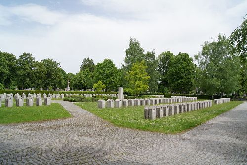 Duitse Oorlogsgraven Sankt Pölten