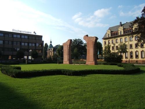 Memorial Synagogue Kaiserslautern
