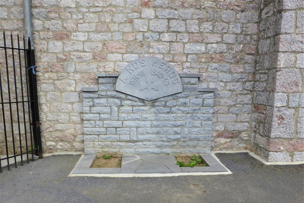 Commemorative Stone Vodelée