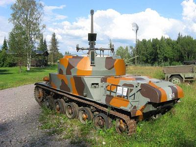Finse Luchtverdediging Museum