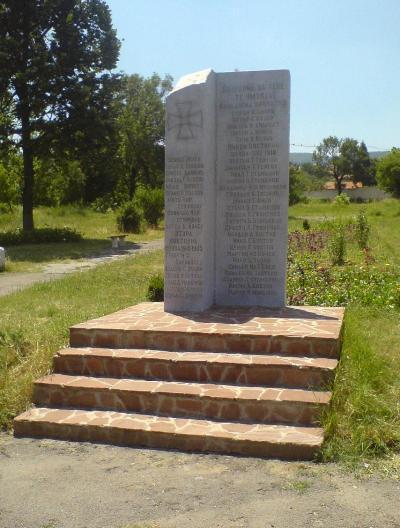 War Memorial Novi Han