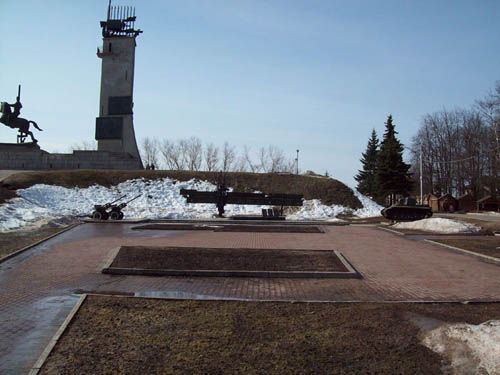 Liberation Memorial Veliky Novgorod