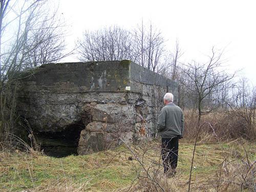 German Bunker Blizna
