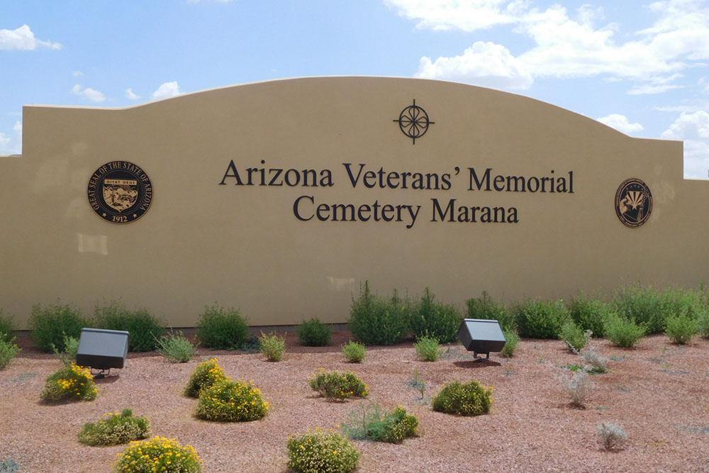Amerikaans Oorlogsgraf Arizona Veterans Memorial Cemetery