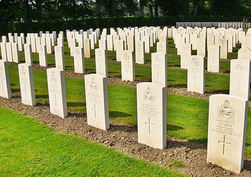 Amerikaanse Oorlogsgraven Dürnbach