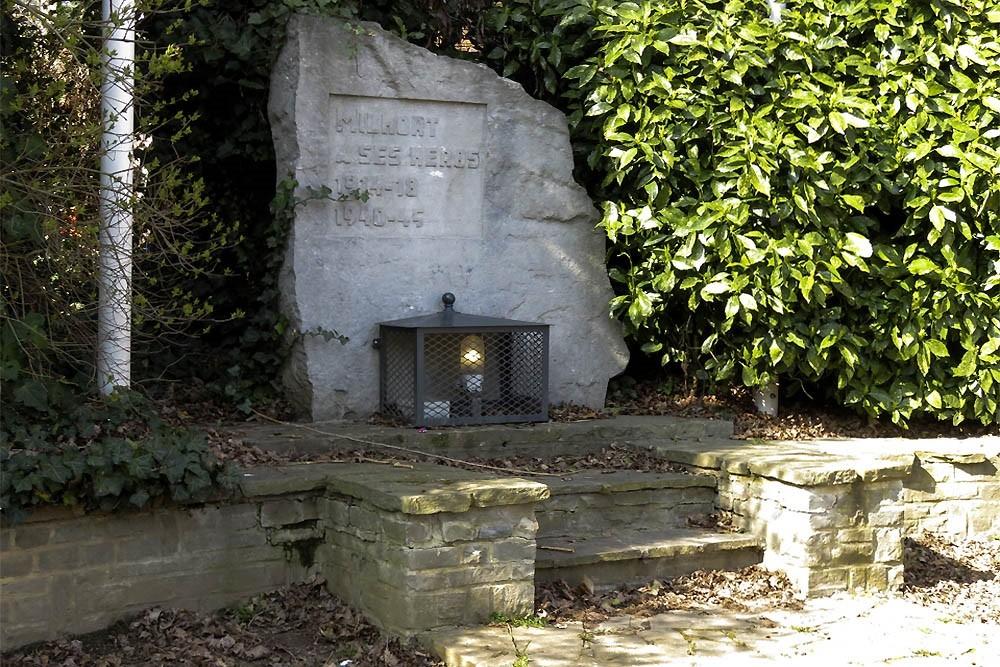 War Memorial Milmort
