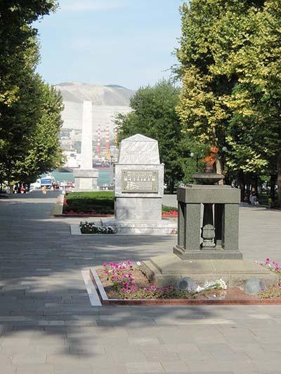 Sovjet Oorlogsbegraafplaats Novorossiysk