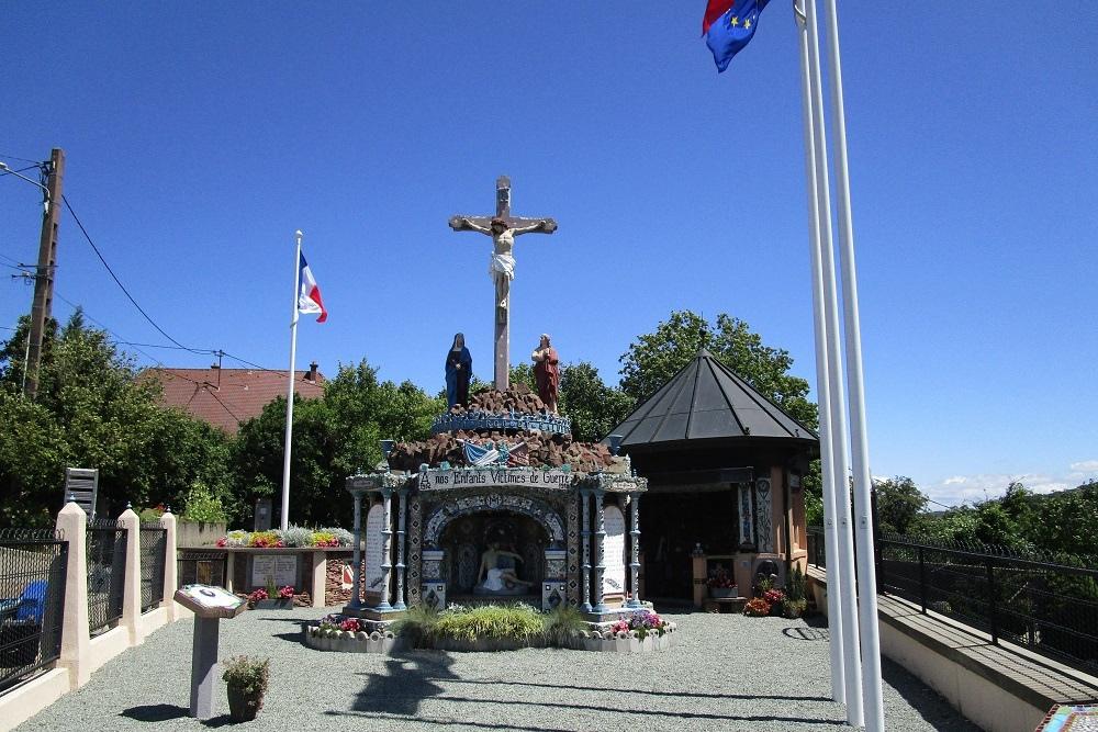 War Memorial Froeningen