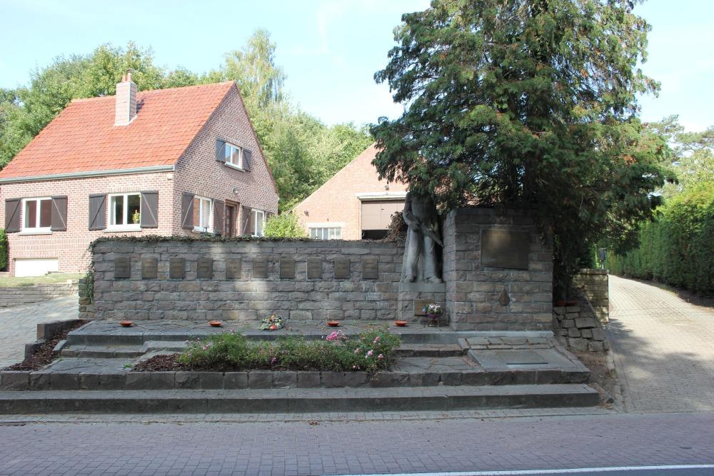 Monument van het Verzet Ohain