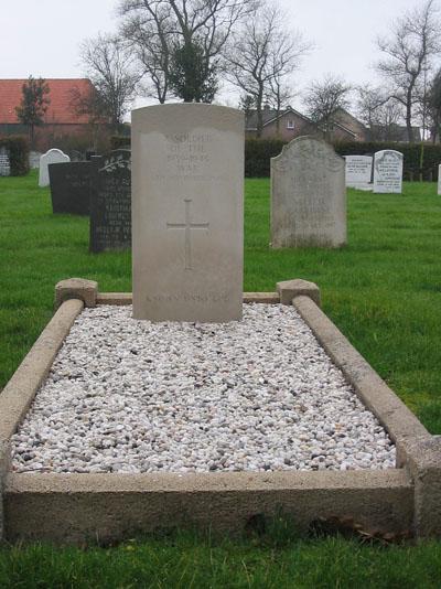 Commonwealth War Grave Westkapelle
