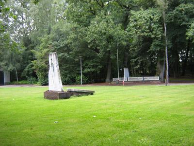 Monument Executie Groot-Schuylenburg