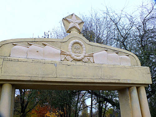 Soviet War Cemetery Legnica