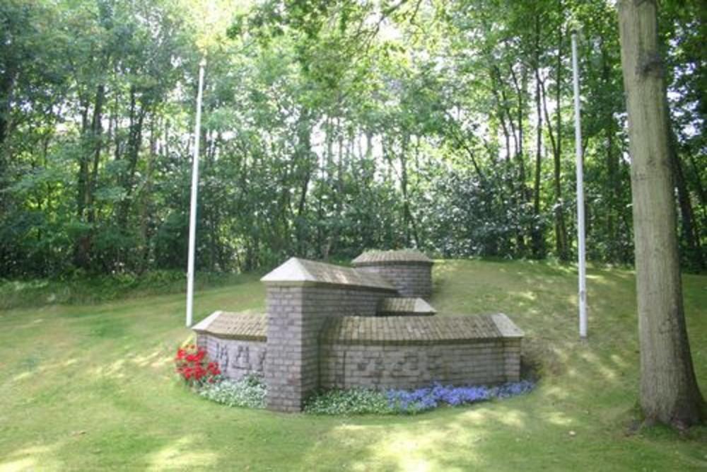 Oorlogsmonument Algemene Begraafplaats