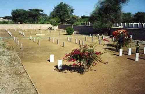 Commonwealth War Cemetery Hargeisa