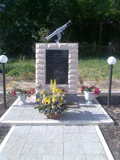 Memorial Killed Astronomers Kharkiv