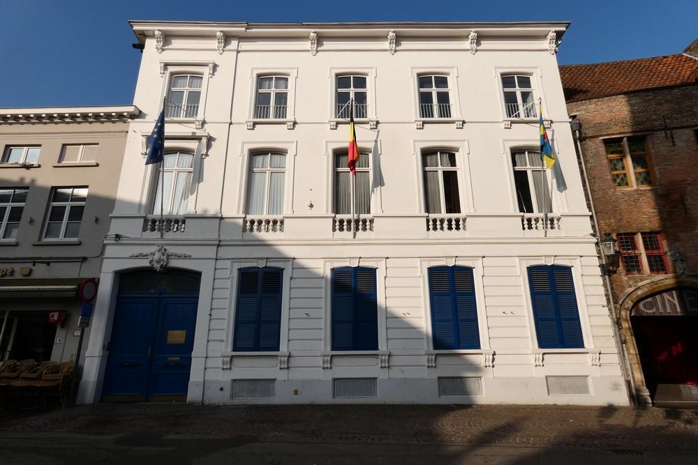 Former Gestapo Building Bruges