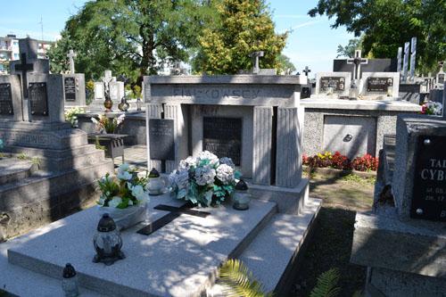 Parochie-begraafplaats Mielec