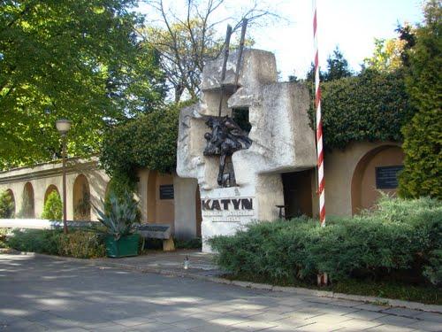 Katyn Memorial Kalisz