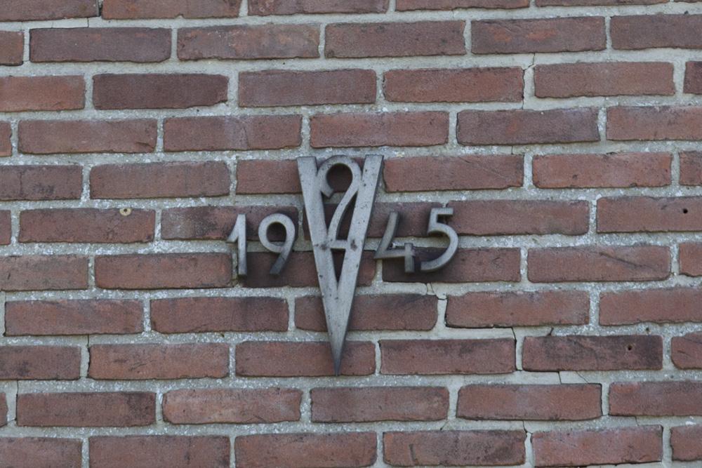 Monument V2 Inslag Koewacht