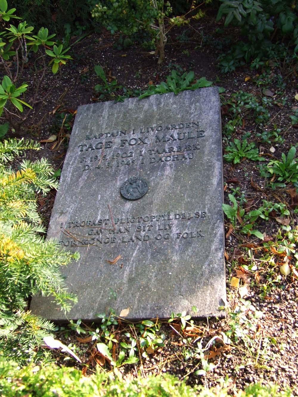Danish War Grave Gentofte