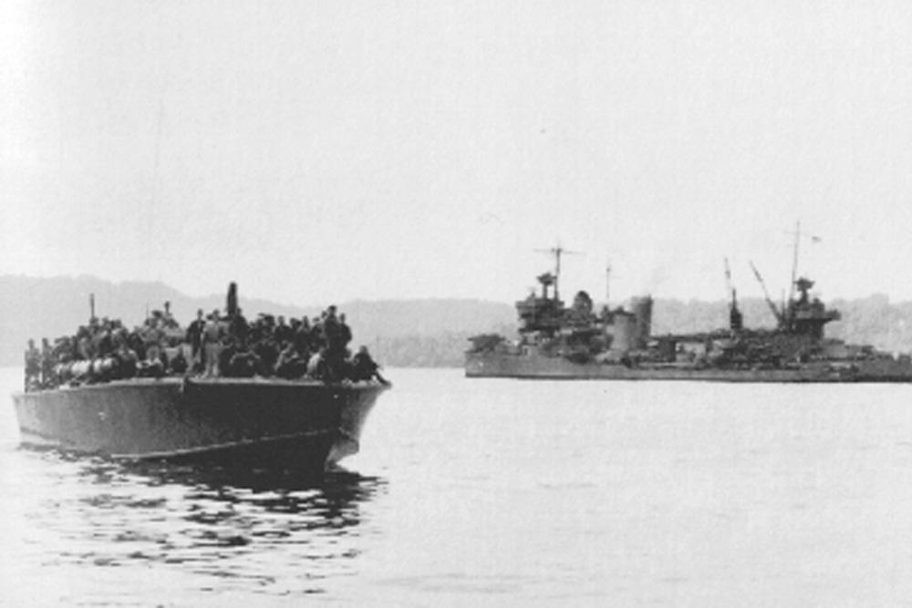Tulagi PT Boat Base Tulagi