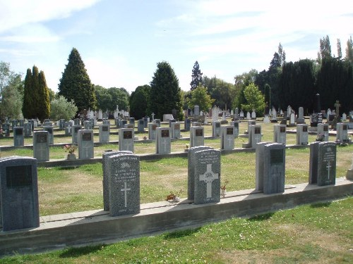 Oorlogsgraven van het Gemenebest Temuka Cemetery