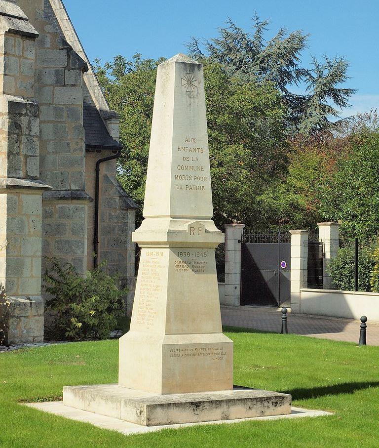 War Memorial Saint-Martin-d'Abbat