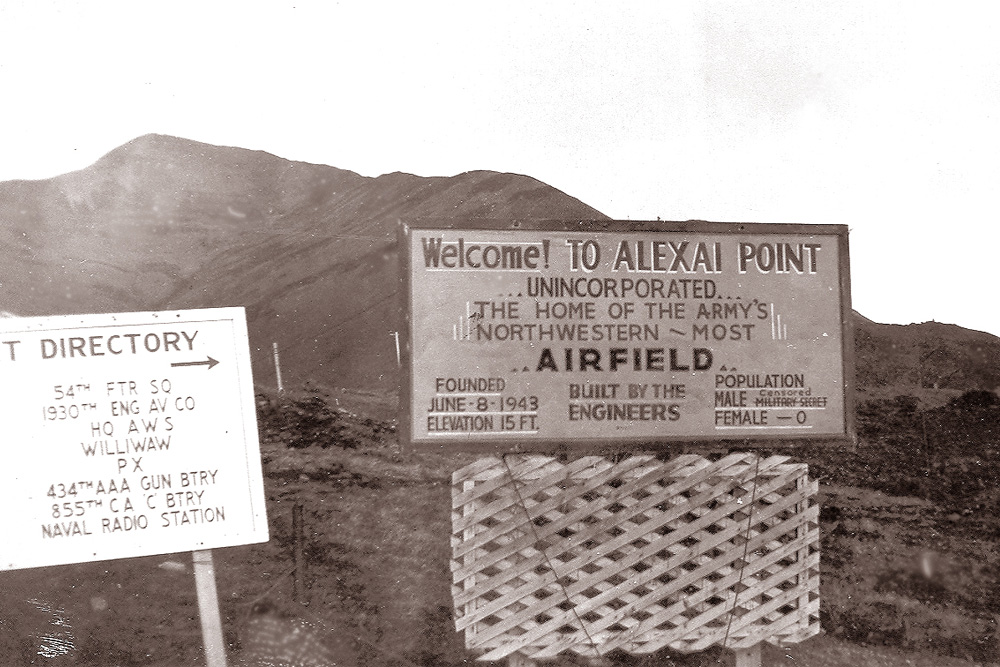Alexai Point Airfield