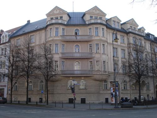 Residence Adolf Hitler