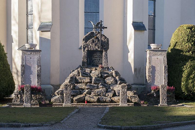 Oorlogsmonument Pinsdorf