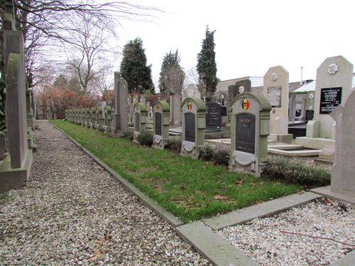 Belgische Oorlogsgraven Meulebeke