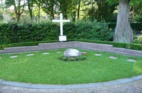Oorlogsmonument Rozenburg