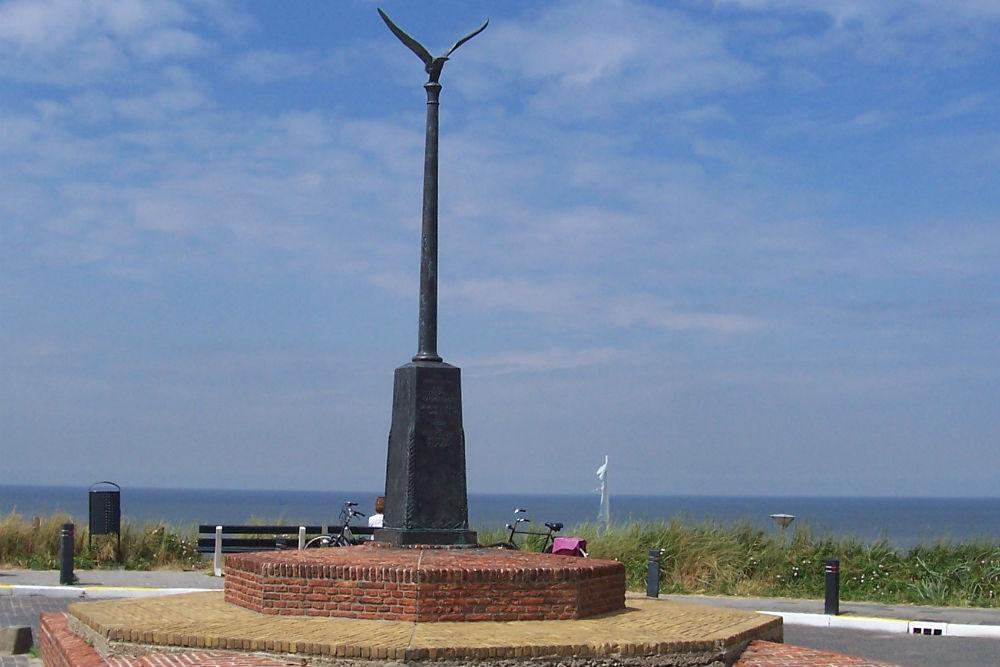 Tappenbeckmonument Noordwijk