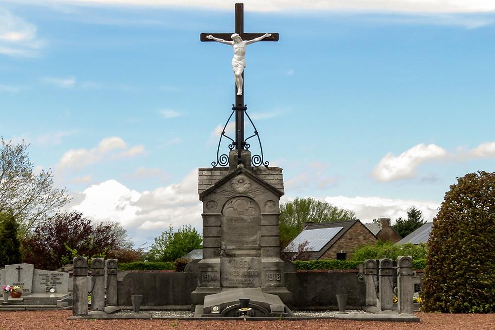 Monument Oorlogsslachtoffers Aubel