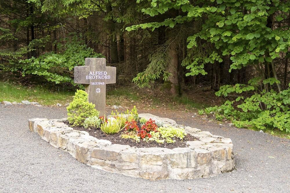 German War Grave Thalfang